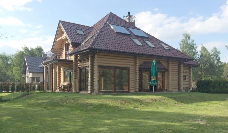 Wir bauen in Polen schlüsselfertig ein Holzhaus \